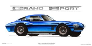 1963 Corvette Grand Sport ©2006 Image - Design Factory